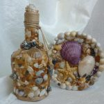 Sea Shell Art Crafts Adding Charming Accents Interior