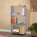 Shipping Layers Bookcase Bookshelf Modern Brief Simple Storage Rack
