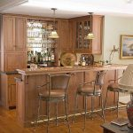 Simple Home Bar Decorating Ideas