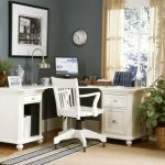 Simple Home Office Decor Interior