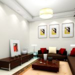 Simple Living Room Decorating