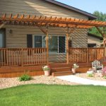 Small Home Deck Designs American