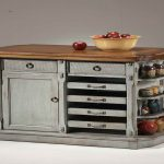 Small Kitchen Carts Island Casters Islands Storage