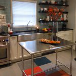 Small Kitchen Islands Options Tips Ideas Designs