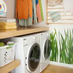 Small Laundry Design Ideas Home Room Pinterest