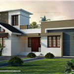 Small Simple But Beautiful House Roof Deck Including Roofing Designs Houses