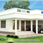 Small Simple But Beautiful House Roof Deck Wonderful Roofing Designs