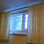 Small Window Curtains Diy Graceful Morden Embroidered Curtain Roman