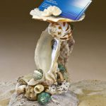 Smith Cove Seashells Crafts Seashell Art Bird Cottages Other