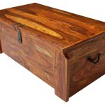 Solid Wood Storage Trunk Decorative Trunks Sierra Living