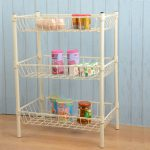 Standing Decorative Kitchen Shelves High Quality