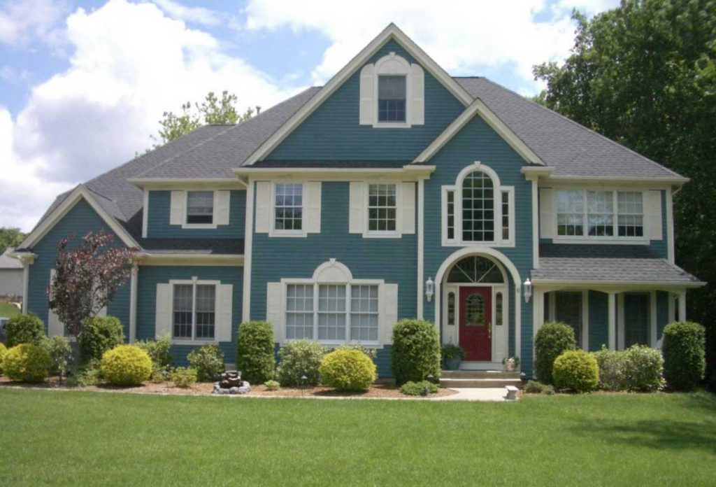 Stunning Exterior House Paint Color Ideas
