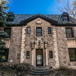 Stunning Montreal Luxury Home Quebec Homes Mansions Sale