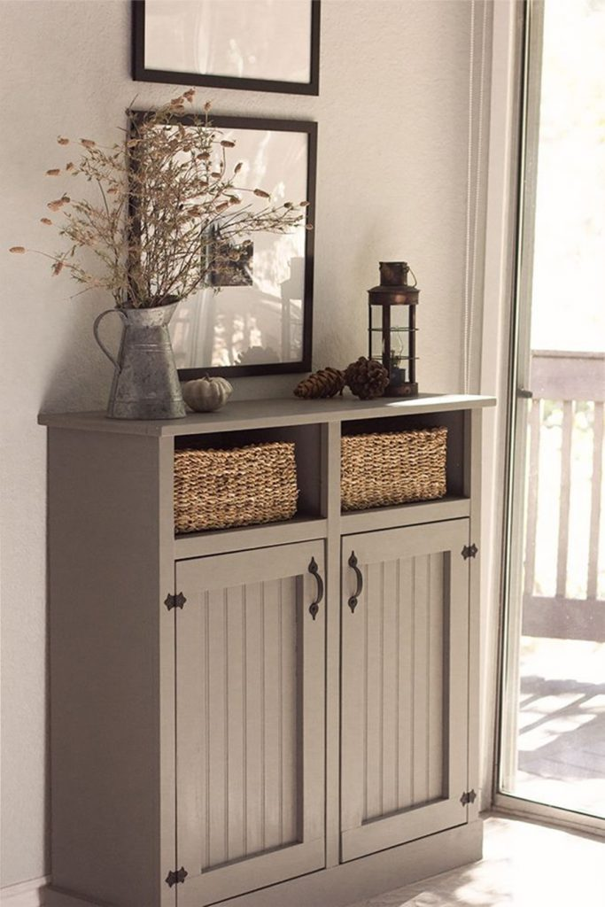 Stylish Entryway Storage Cabinet Stabbedinback Foyer