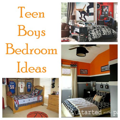 Sweet Teen Boys Bedroom Ideas Male