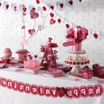 Table Decorations Valentine Day Decoration