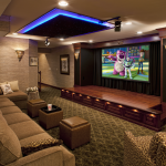 Theatre Room Design Ideas Home