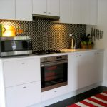 Tile Kitchen Backsplash Ideas White Cabinets Home Improvement