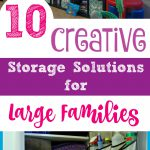 Top Creative Storage Solutions February Challenge