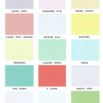 Top Shabby Chic Colours Mess New Wall Color Room