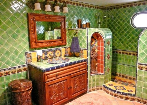 Top Talavera Tile Design