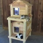 Townhouse Cat House Houses Blythe Wood Works Dog Pet