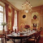 Traditional Dining Room Timothy Corrigan Inc Architectural Digest Designfile