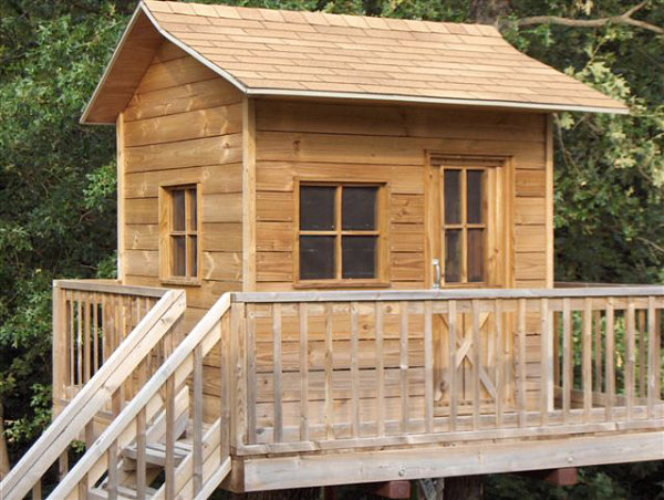 Tree House Plans Build Your
