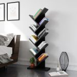 Tribesigns Shelf Tree Book Modern Bookcases Shelves Kids Children