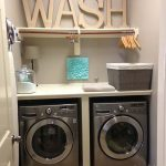 Ultra Modern Laundry Room Ideas Small Space