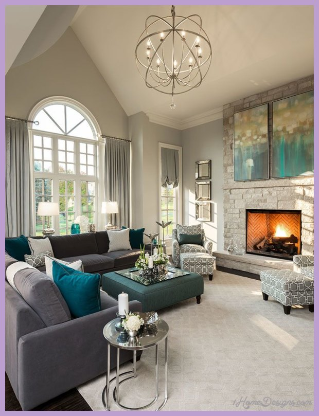 Unique Decorating Ideas Living Room