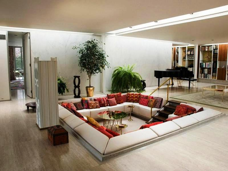 Unique Living Room Decorating Ideas Modern
