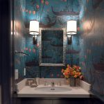 Unique Powder Rooms Inspire Your Next