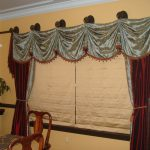Unique Window Valances Custom Treatments Door