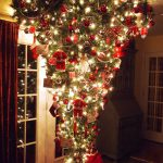 Upside Down Christmas Tree Pinterest Modern Classic