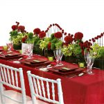 Valentine Day Wedding Decorating Country Home Design