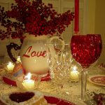 Valentines Day Ideas Pinterest Table