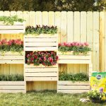 Vertical Planter Diy Home Depot Garden