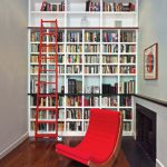 Very Small Library Room