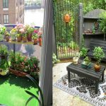 Very Small Patio Decorating Ideas
