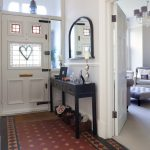 Victorian Doorway Tiles Front Door Canopy Ideas Design