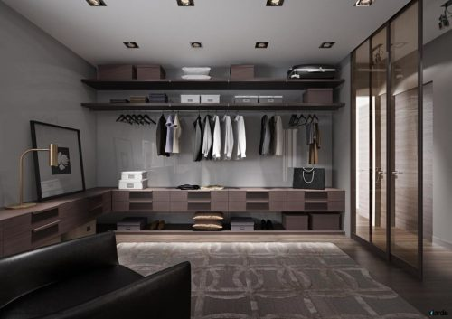 Walk Closet Wardrobe Design Ideas Inspire