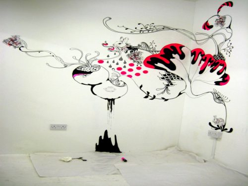 Wall Decals Bedroom Ideas Creative Ways Paint Walls Painting Designs