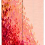 Wall Decor Beautiful Coral Color Hanging Colors