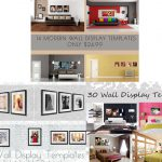 Wall Display Templates Best Deal Etsy Our