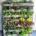 Wall Garden Build Vertical Using Pallets Shawna Coronado Pallet Gardenu