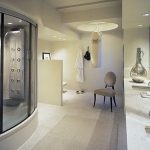 White Bathroom Interior Design Luxury Luxury