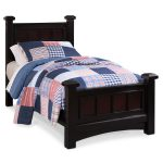 Winchester Twin Bed Ebony Value City