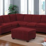 Wine Colored Sectional Sofas Sofa