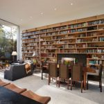 Wish Home Garden Pinterest Libraries Library Design Living